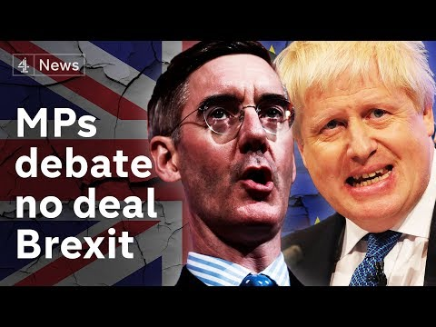 Brexit debate as MPs prepare to vote on no deal|#BREXIT