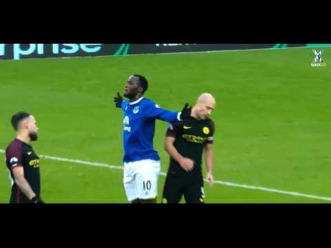 Romelu Lukaku - Everton - Dribbling,Skills,Goals  HD