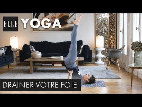 julie ferrez yoga pour le foie doovi. Black Bedroom Furniture Sets. Home Design Ideas