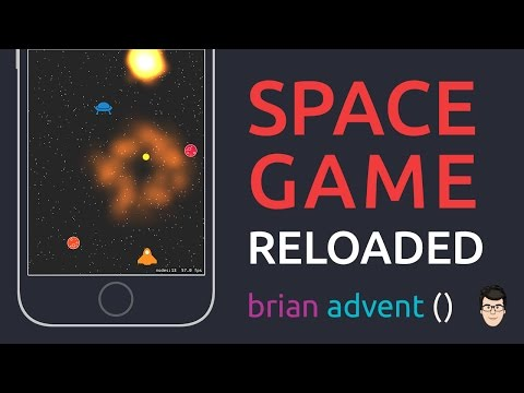 iOS Swift Game Tutorial: SpriteKit Space Game (with Explosions)