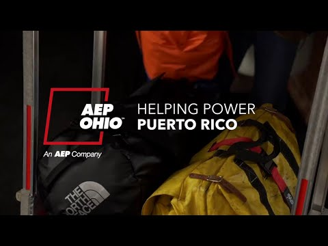 Helping Power Puerto Rico
