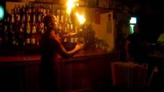 Gambar cover Black Mirror Bar Marmaris Fire Show