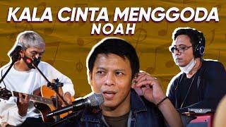Download KALA CINTA MENGGODA - NOAH X RANS #RANSMUSIC