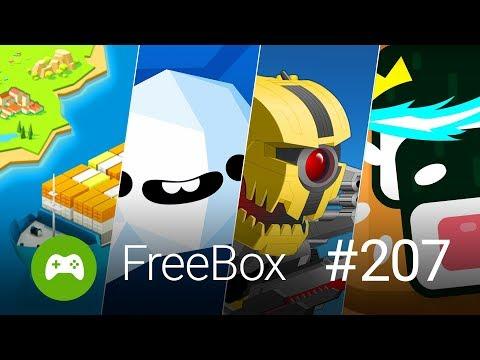 Skvělé hry zdarma: FreeBox #207 - nasekané sushi