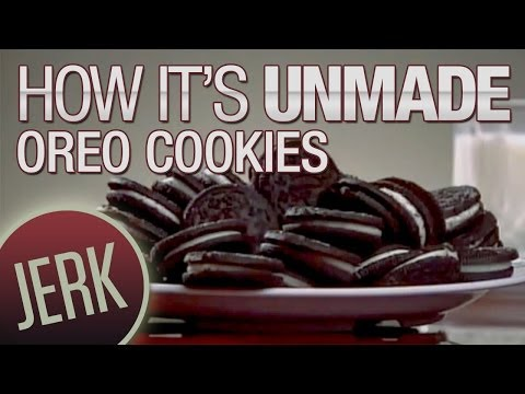 How It's Unmade - Oreo Cookies