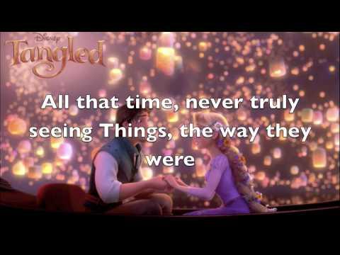 I See The Light - Karaoke With Lyrics (HD)