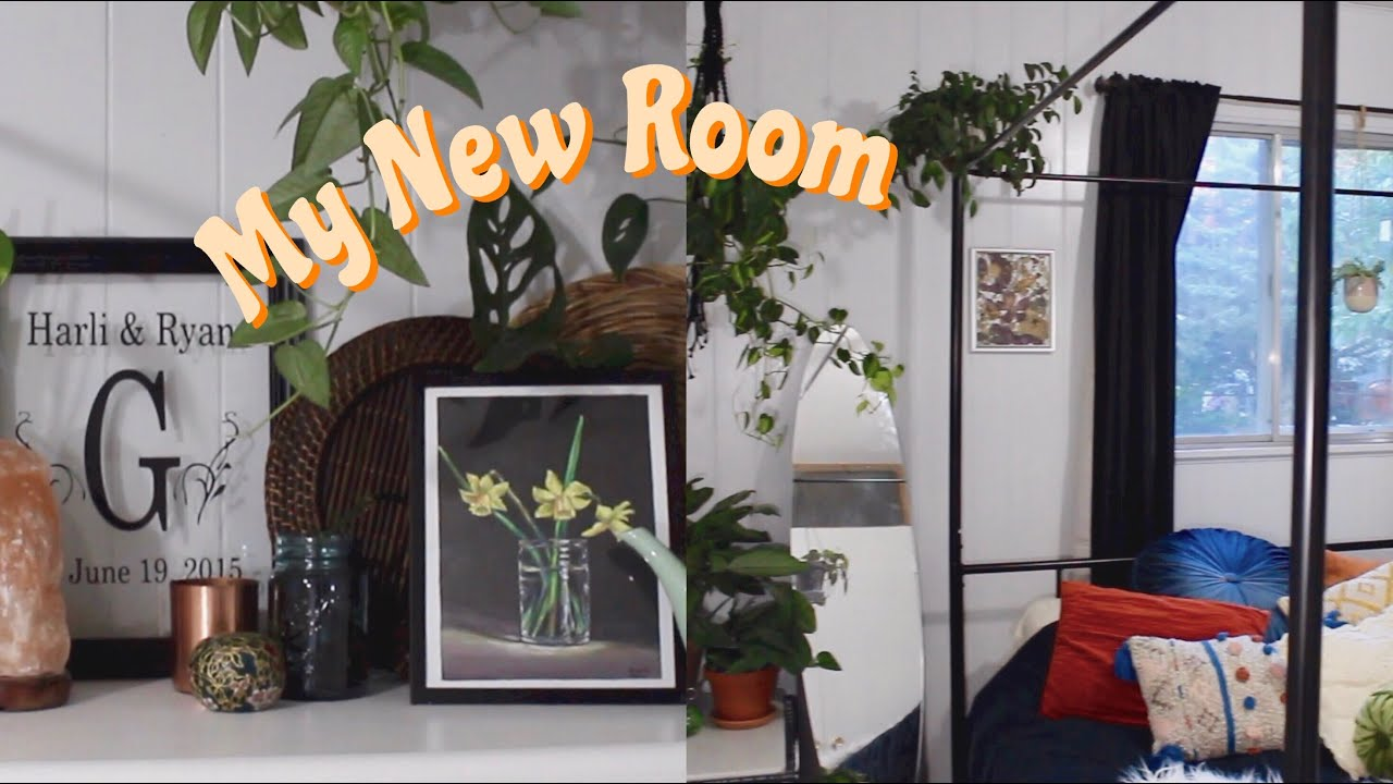 Extreme Bedroom Makeover Room Tour 2019 Room Decor On