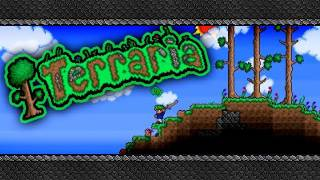 TotalBiscuit and Jesse Cox Play Terraria - Part 9 -  Jesse is bad at Team Work