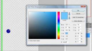 Photoshop CS4 - Color Fade Effect