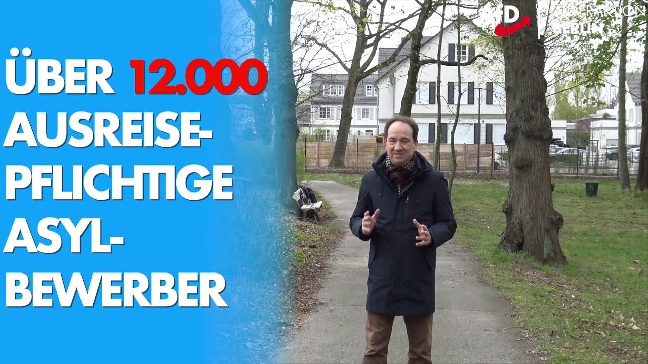 Natürlich im ROTEN Berlin: 21 Millionen Euro Steuerverschwendung im Asylbewerberheim