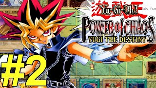 Yugioh Power of Chaos Yugi the Destiny - Part 2 - Using the Heart of the Cards!