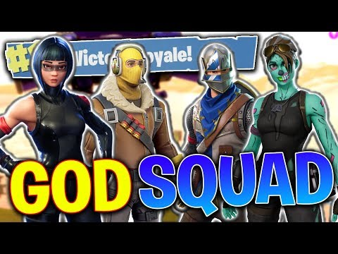 how to become a god at fortnite