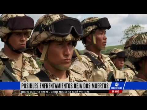 Investigan presunto enfrentamiento entre las Farc y disidentes en Caquetá