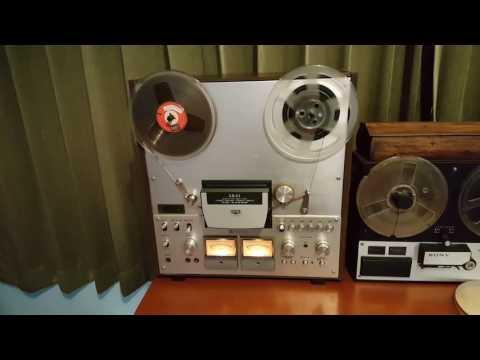 Louis Armstrong - La Vie En Rose : Akai GX-630DB+Mcintosh C22+Mc60+JBL4344