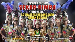Gambar cover SPESIAL PERFORM_SEKAR RIMBA INDONESIA_SOSIALISASI KEBANGSAAN_GERAK BUDAYA_DPRD KAB MAGELANG