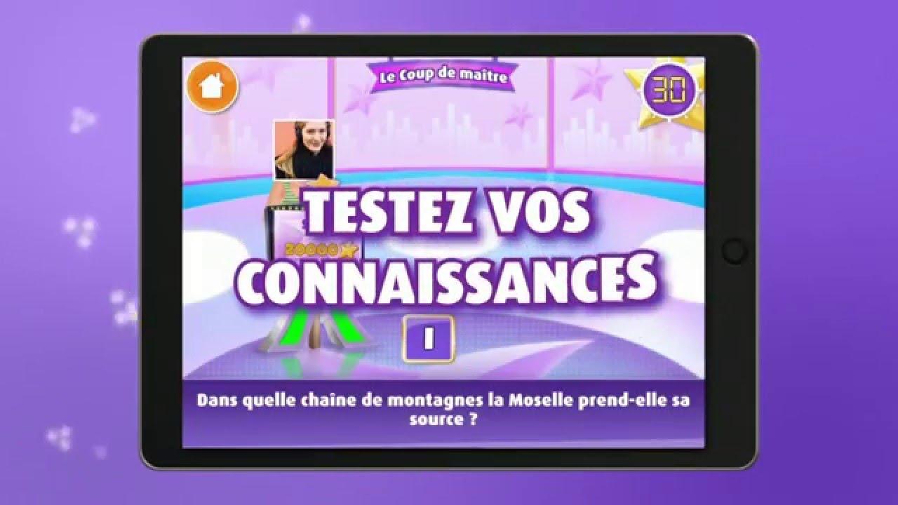 Les 12 coups de midi le jeu mobile officiel youtube - Mytf1 les douzes coups de midi le jeu ...