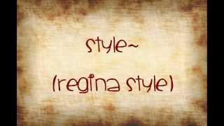 Regina Spektor - Chemo Limo + Lyrics