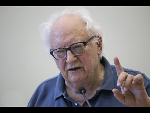 Étienne Balibar - Europe, EU: Crises and Crash?