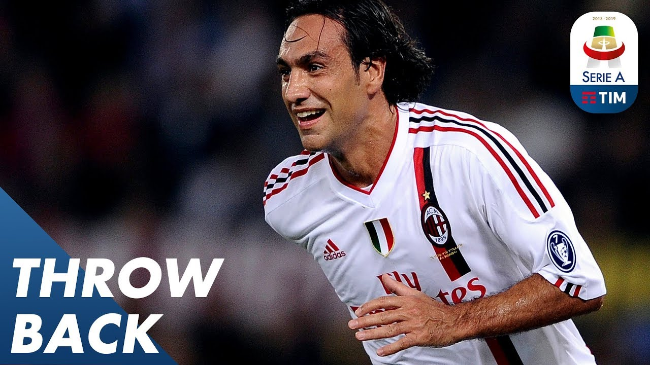 The Legend Alessandro Nesta | Throwback | Serie A - YouTube