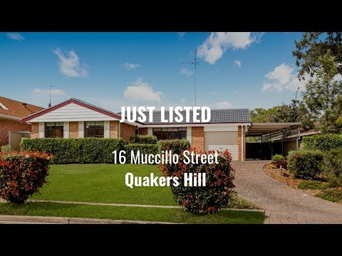 16 Muccillo St, Quakers Hill