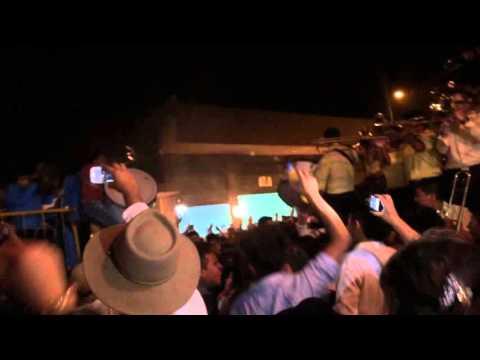 Ecuador juan montalvo 2015 octavas, Guerra de bandas