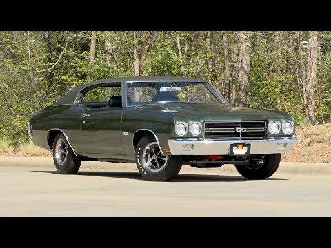 136177 / 1970 Chevrolet Chevelle Super Sport