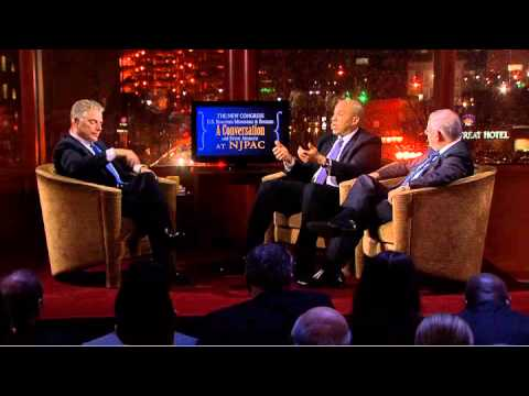 Menendez & Booker On Today's Tough Issues - Part 2