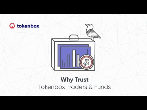 Tokenbox — Why Trust Crypto Funds & Traders on Our Platform