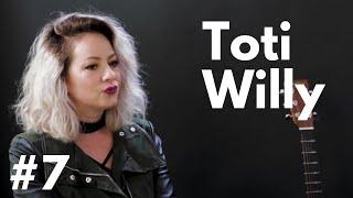 Toti Willy (ARTISTA) Entrevista con Nayo Escobar