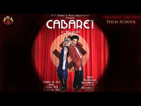 ALHS' CABARET! 2013 (Opening Night)