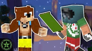Let's Play Minecraft - Episode 261 - Achievement Highlands: Grippin' and Rippin'