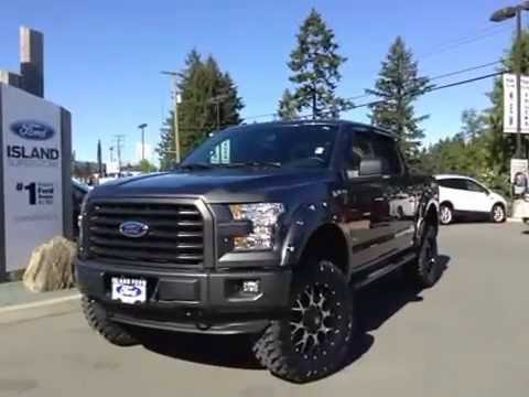 2016 ford f 150 fx4 supercrew review