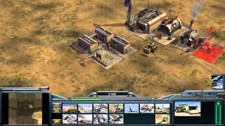 Command & Conquer Generals: Zero Hour, 1 на 7 против средних компютеров,  №4 (победа)