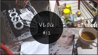 VLOG12: مشترياتي من اسوس، عاداتي السيئة، مشتريات السوبرماركت، وصفة الشوفان، كتاب ومسلسل