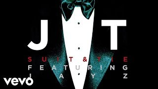 Repeat youtube video Justin Timberlake - Suit & Tie (Audio) ft. JAY Z