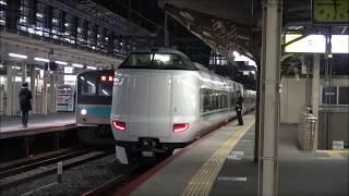 京都駅夜のラッシュアワー 2018年12月25日