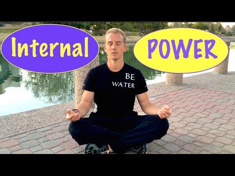 INTERNAL Kung Fu - Qi POWER Workout - Tai Chi, Bagua, Qigong