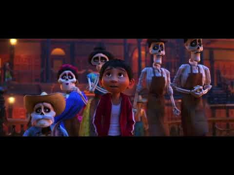 """Coco"" Movie Review"