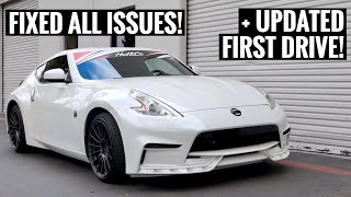 Nismo 370z Parts are Here! Drives better than ever!!!
