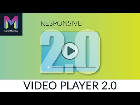 Video Player 2 0 for Adobe Muse - Web Design Ledger
