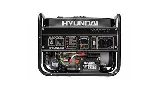 Бензиновый генератор Hyundai HHY 3000FE(, 2015-06-22T11:20:56.000Z)