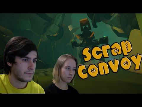 Scrap Convoy ♦Ремейк Battletech♦ [ИНДИ ИГРЫ НА ДВОИХ]