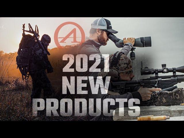 Athlon Optics 2021 NEW Products