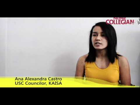 (Kule interviews) KAISA Councilor Ana Alexandra Ca...