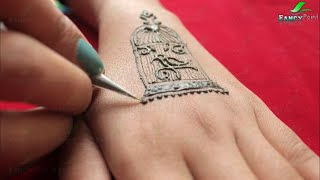 Try this ! WOW ! Mehndi Design Best Ever | Full Hand | New Stylish | Henna