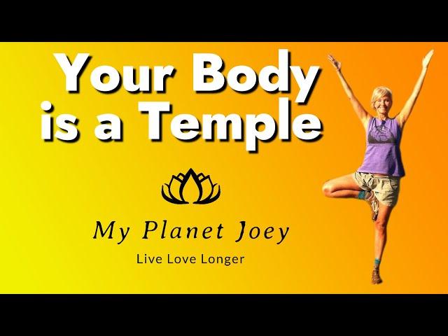 Yoga -  Body as Temple