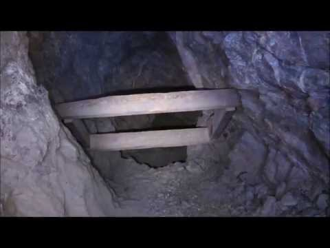 Abandoned Mines of the Anza-Borrego Desert: The Feldon Deposit