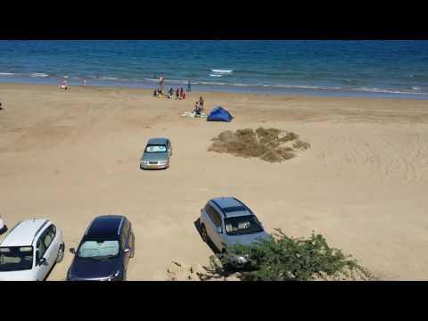Yiti beach in Muscat.. beauty of Oman