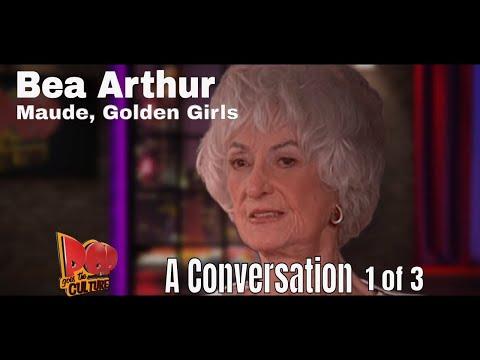 PGTC Bea Arthur Part 1 of 4