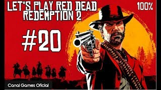 Red Dead Redemption 2 (PS4) - Let's Play 100% - #20